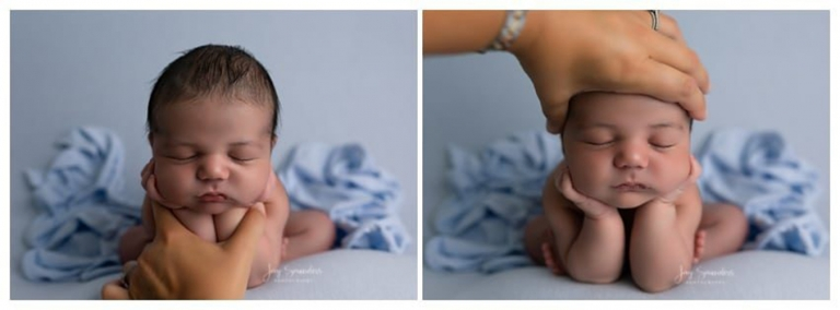 Newborn baby photography essex