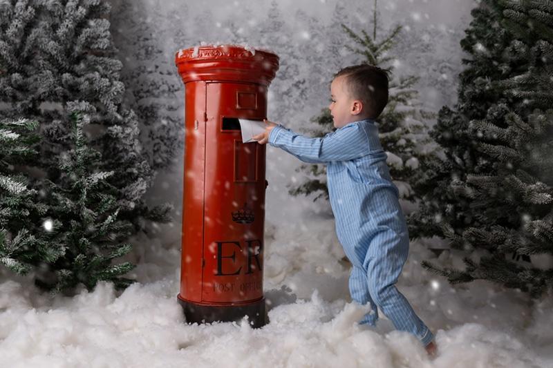 Christmas photoshoot essex
