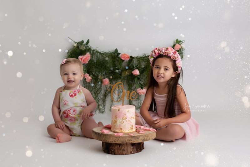 Sibling Cake smash essex