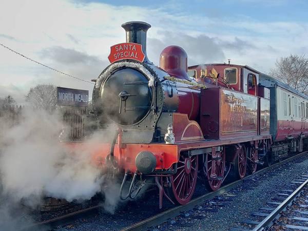 Epping Ongar Railway